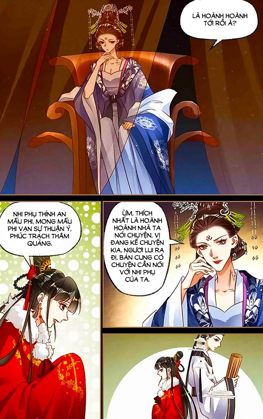 Thần Y Đích Nữ chap 191 - Trang 5