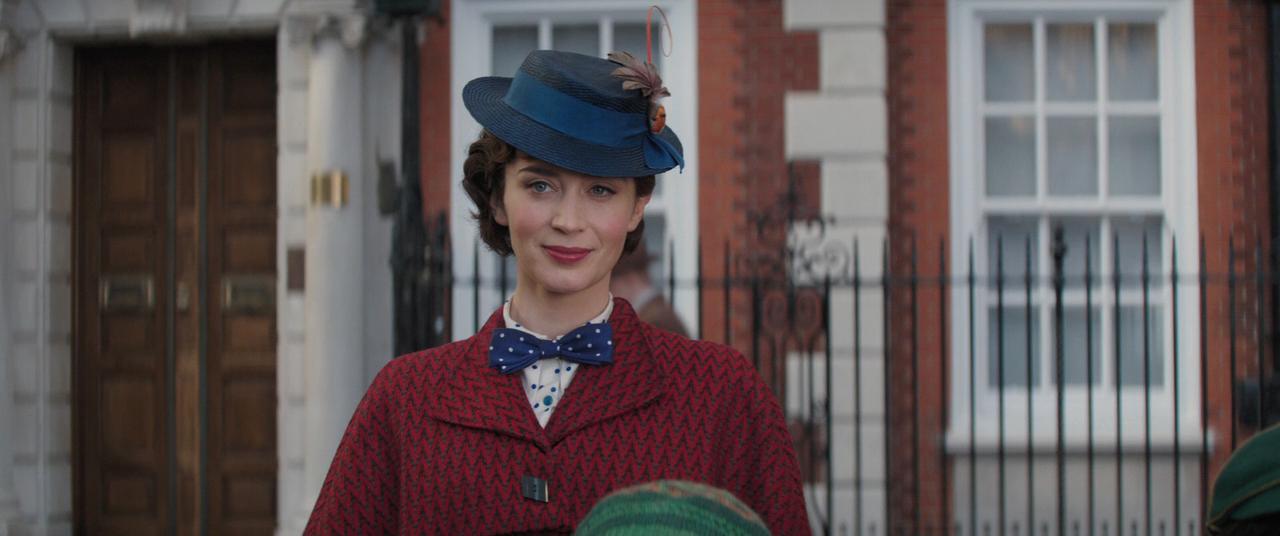 Mary Poppins: Sihirli Dadi - Mary Poppins Returns 2018 Türkçe Dublaj HD İndir
