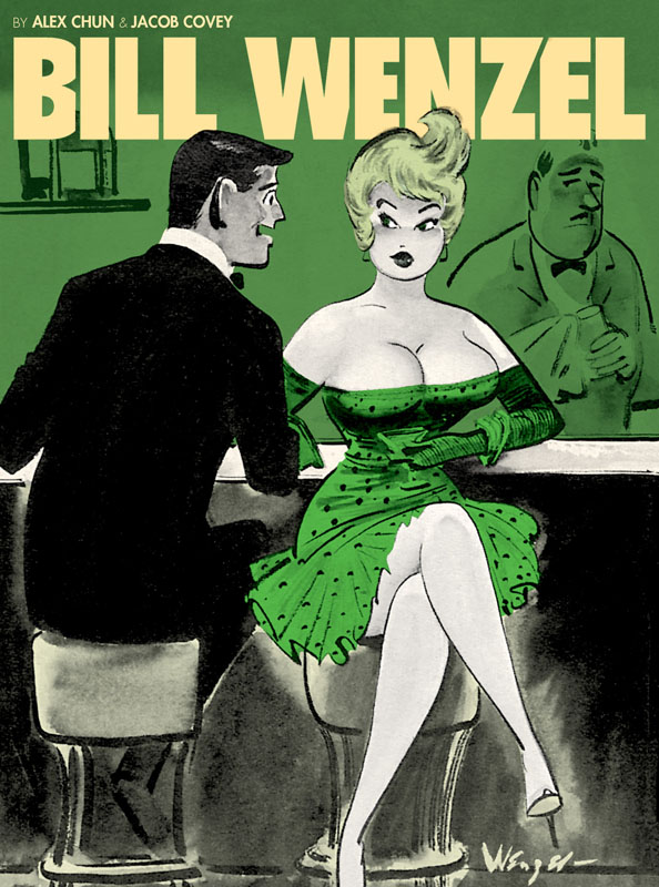 The Pin-Up Art of Bill Wenzel (2002)