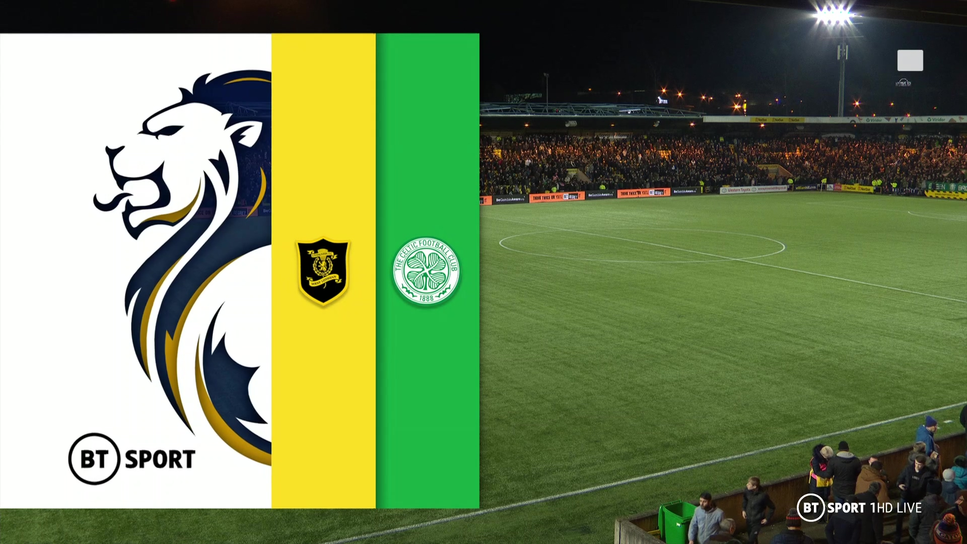 Futbol Scottish Premier League Livingston Vs Celtic 04 03 2020