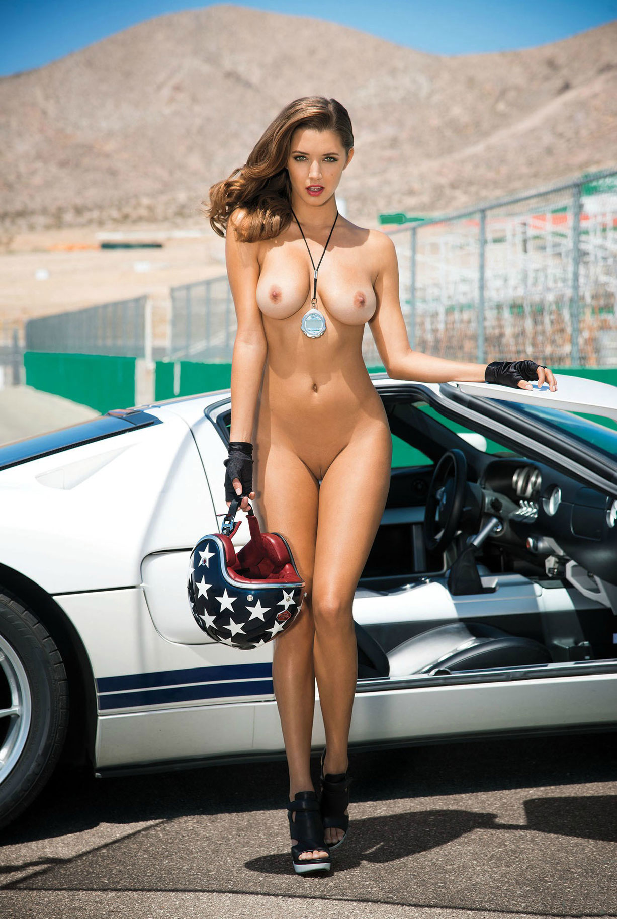 подборка фотографий сексуальных голых девушек - Alyssa Arce