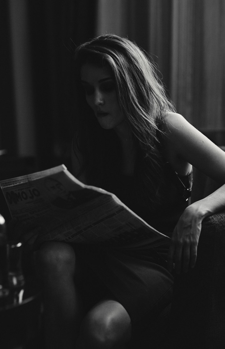 Ольга Коржова, фотограф Игорь Новиков