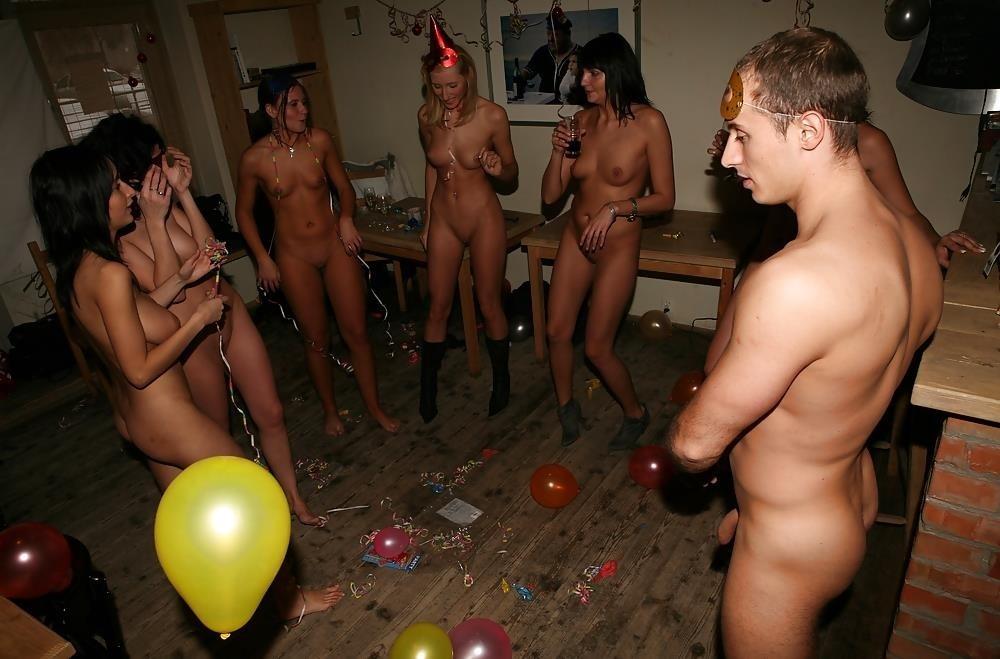 Amateur nude party-4705