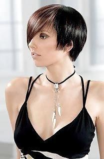 Best hair style for short hair girl-9472