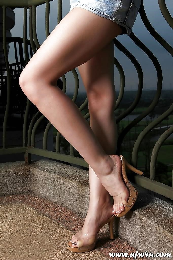 Asian feet footjob-5823