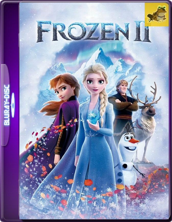 Frozen 2 (2019) Brrip 1080p (60 FPS) Latino