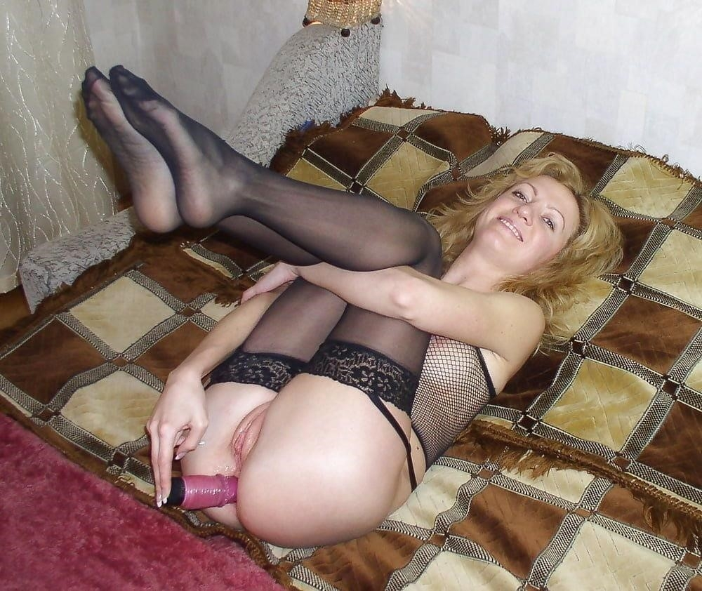 Mature stocking foto-7981