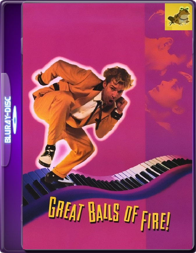 Great Balls Of Fire! (1989) Brrip 1080p (60 FPS) Inglés Subtitulado
