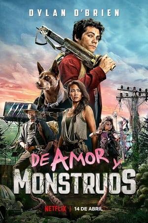 Amor Y Monstruos [2020][BD-Rip][720p][Lat-Cas-Ing][VS]