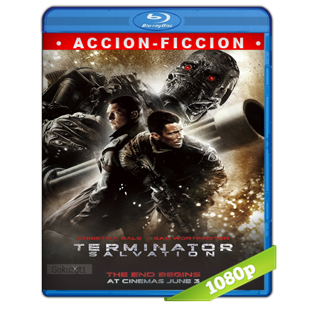 El Exterminador 4 La Salvacion (2009) BRRip Full 1080p Audio Trial Latino-Castellano-Ingles 5.1