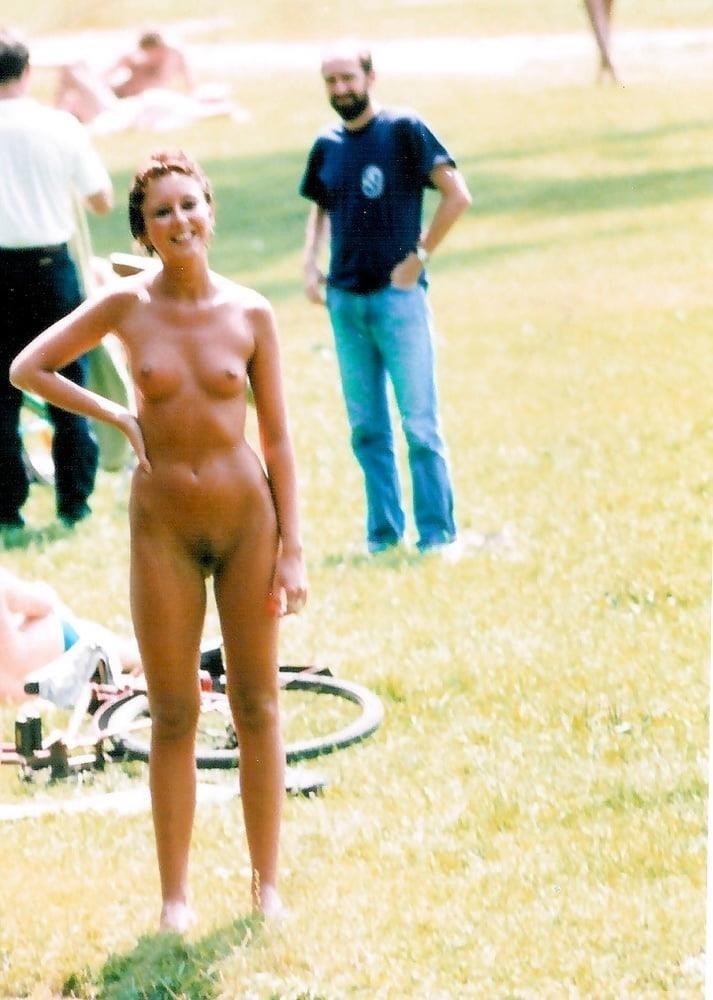 Women masterbating in public places-6243