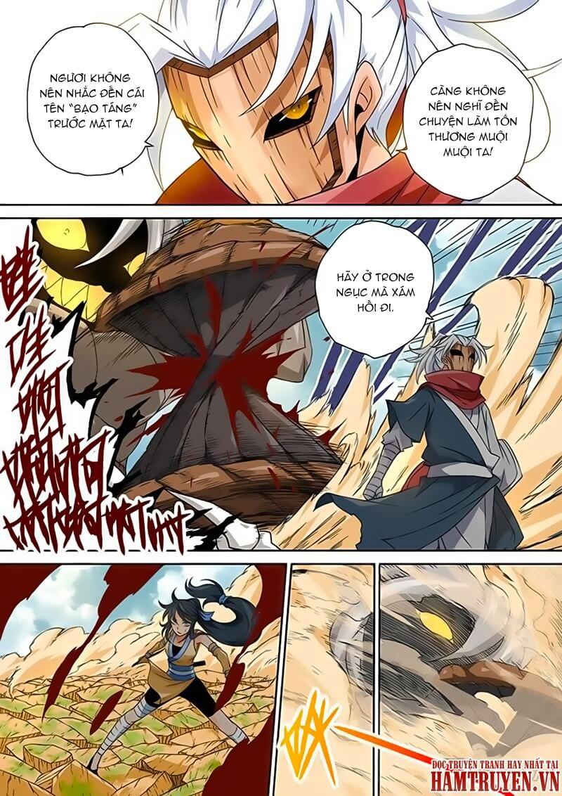 Quyền Bá Thiên Hạ Chapter 7