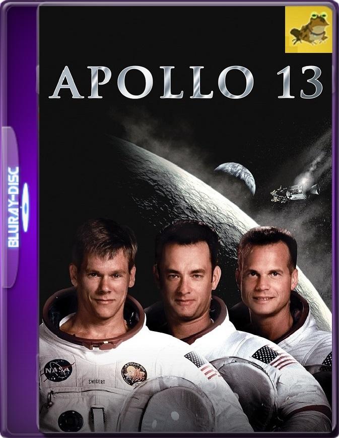 Apolo 13 (1995) Brrip 1080p (60 FPS) Latino / Inglés
