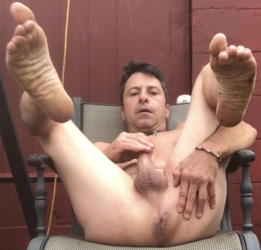 Young anal feet-9270