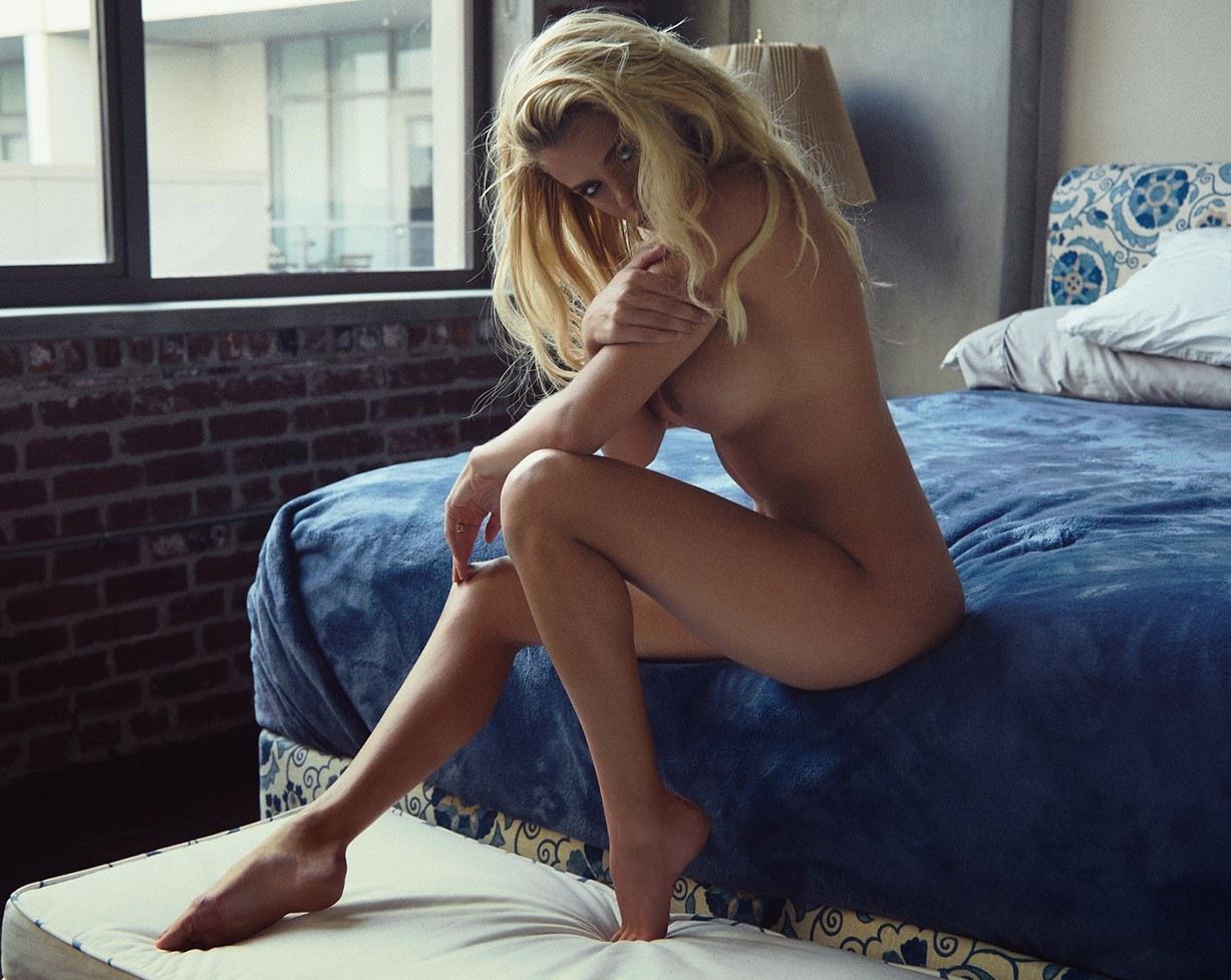 Macy Chanel by Kevin Weinert - Lions Magazine