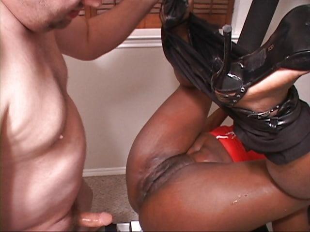 Ebony bbw anal masturbation-3116