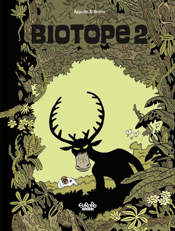 Biotope v01-v02 (Europe Comics 2020)
