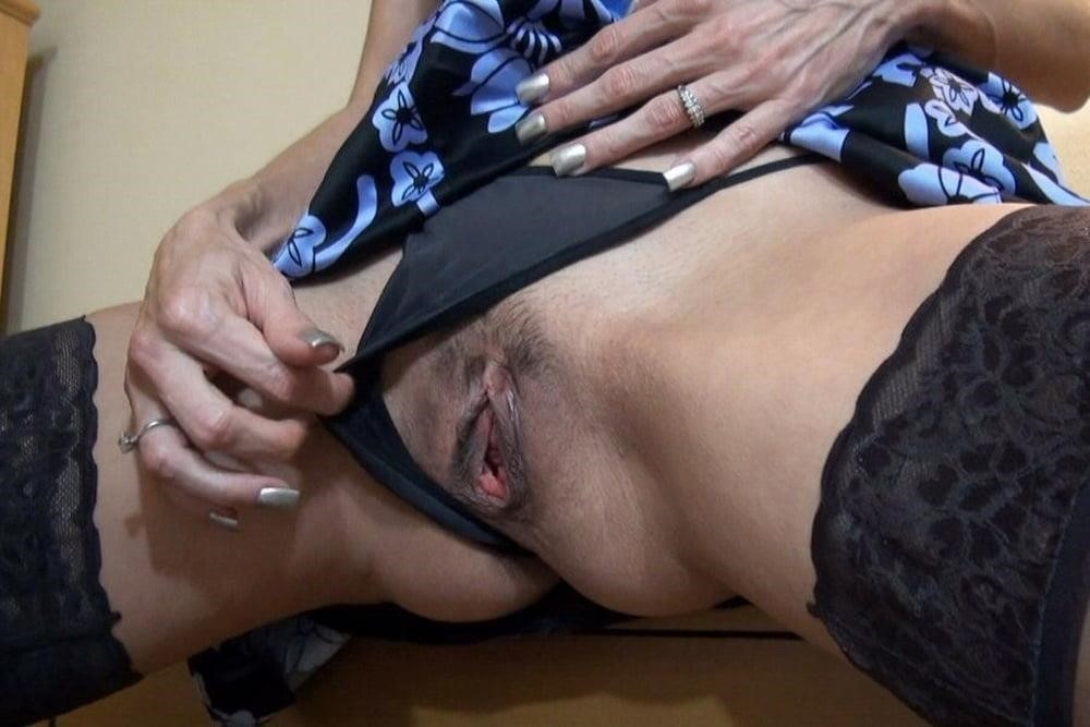 Thin mature nude-3901