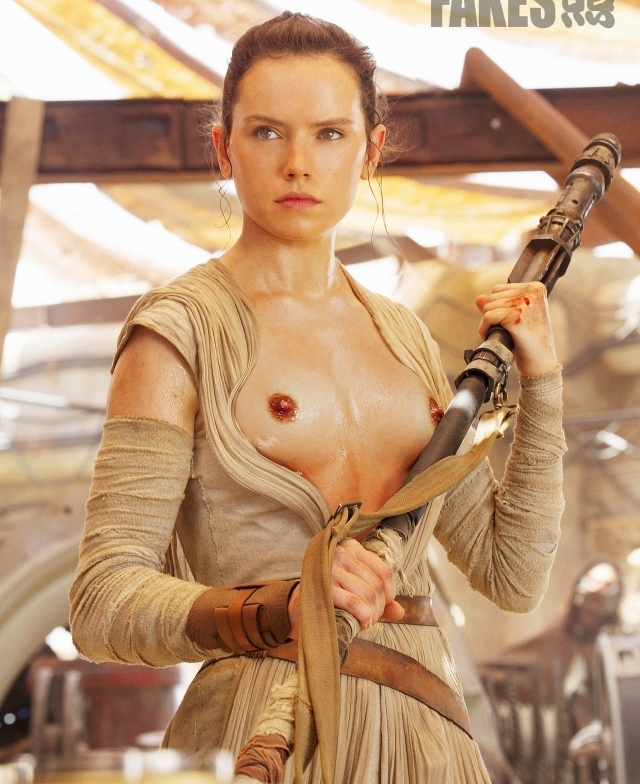 Daisy ridley boobs