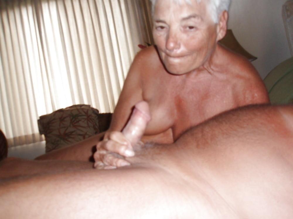 Chubby granny naked-2358
