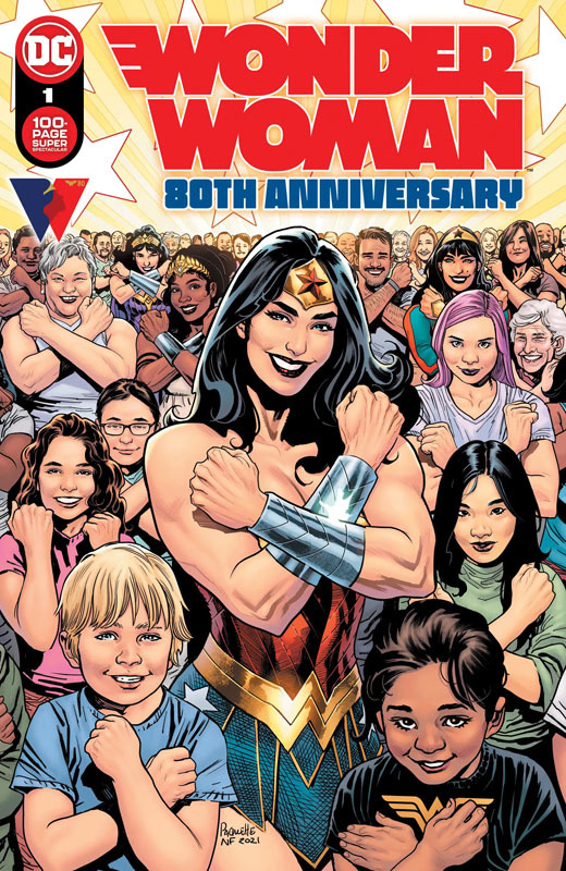 Wonder Woman 80th Anniversary 100-Page Super Spectacular 001 (2021)