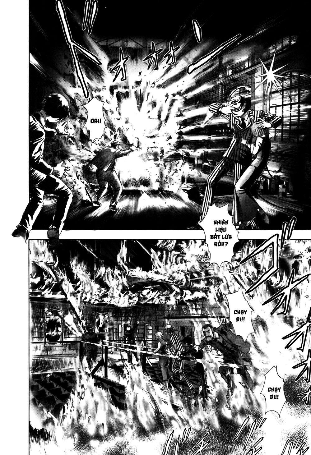 Dị Nhân Quán Chapter 60 - Trang 19