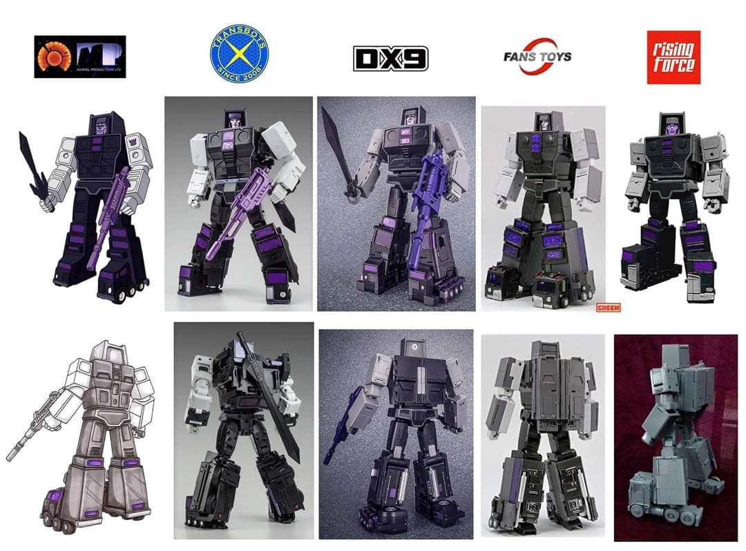 [X-Transbots] Produit Tiers - Jouets Berserkars forme Monolith (MX-XIII à MX-VII) - aka Stunticons forme Menasor/Menaseur - Page 6 YAZRw4kd_o