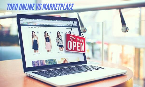 Inidia Perbedaan Toko Online Dan Marketplace Menurut Saya