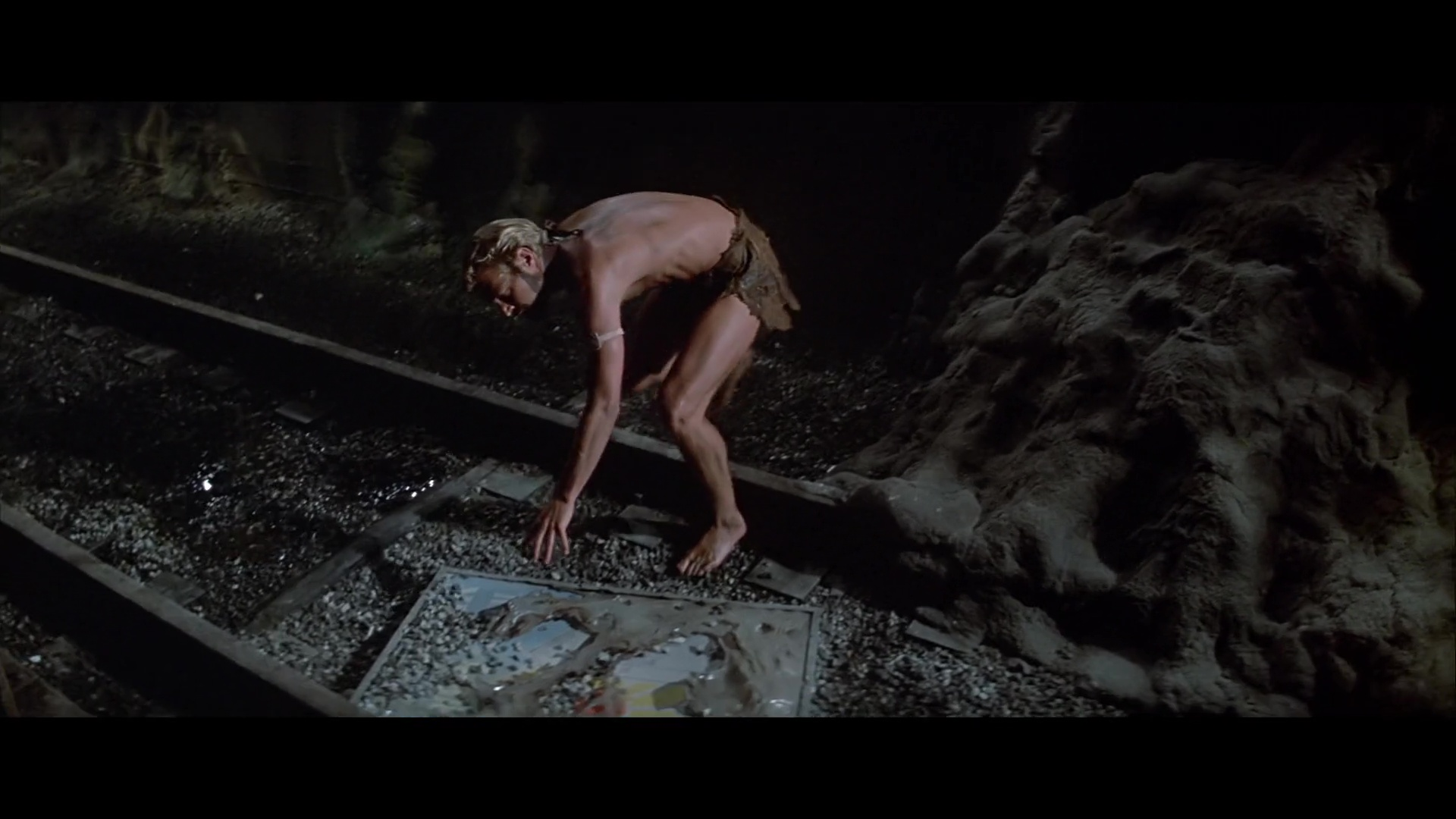 Bajo El Planeta De Los Simios 1080p Lat-Cast-Ing 5.1 (1970)