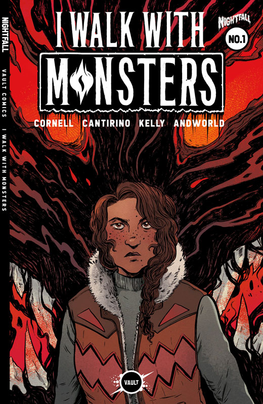 I Walk With Monsters #1-4 (2020-2021)