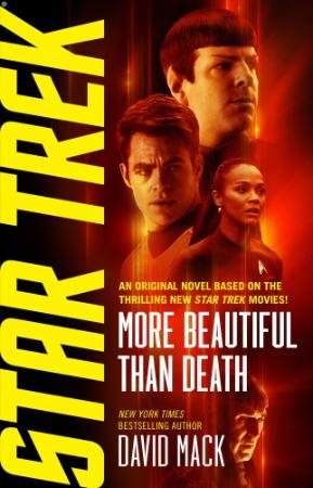 Star Trek  More Beautiful Than Death by David Mack
