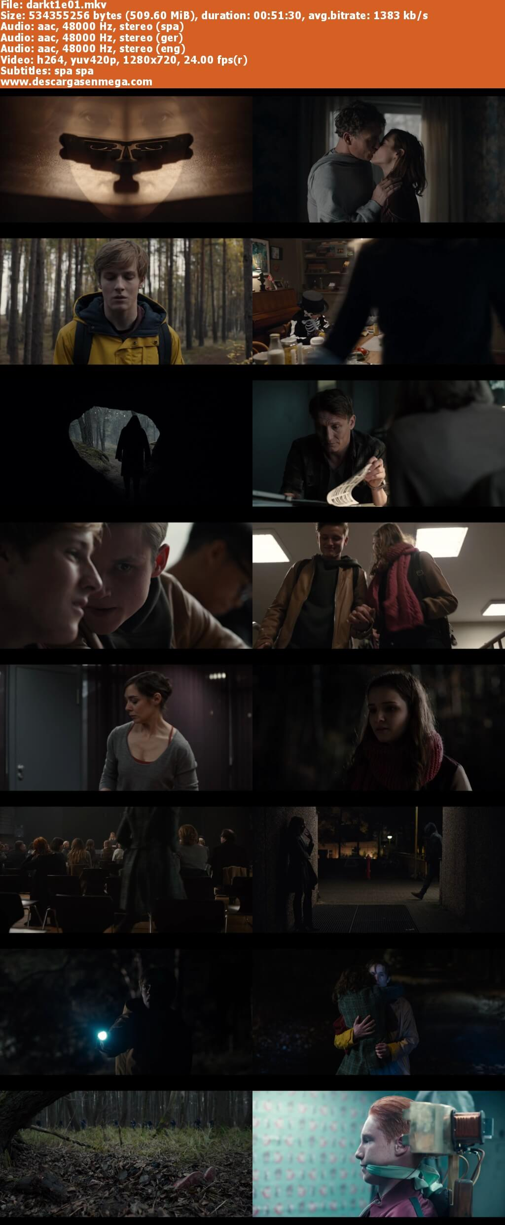 Capturas Dark Temporada 1 Mega