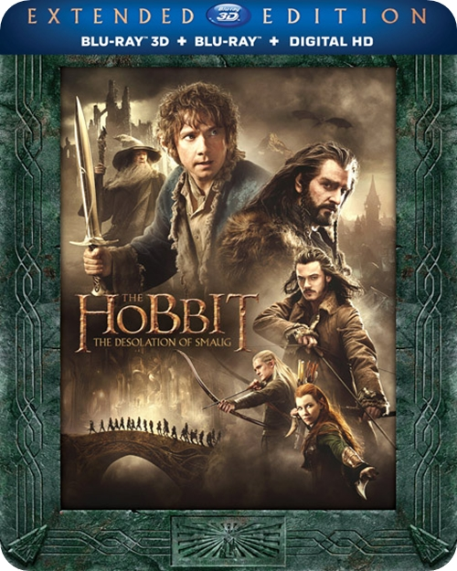 Hobbit: Pustkowie Smauga / The Hobbit: The Desolation of Smaug (2013) EXTENDED EDITION.BLU-RAY.CEE.H264.DTS-HD MA 7.1.AC-3.1080p.MDA / LEKTOR i NAPISY