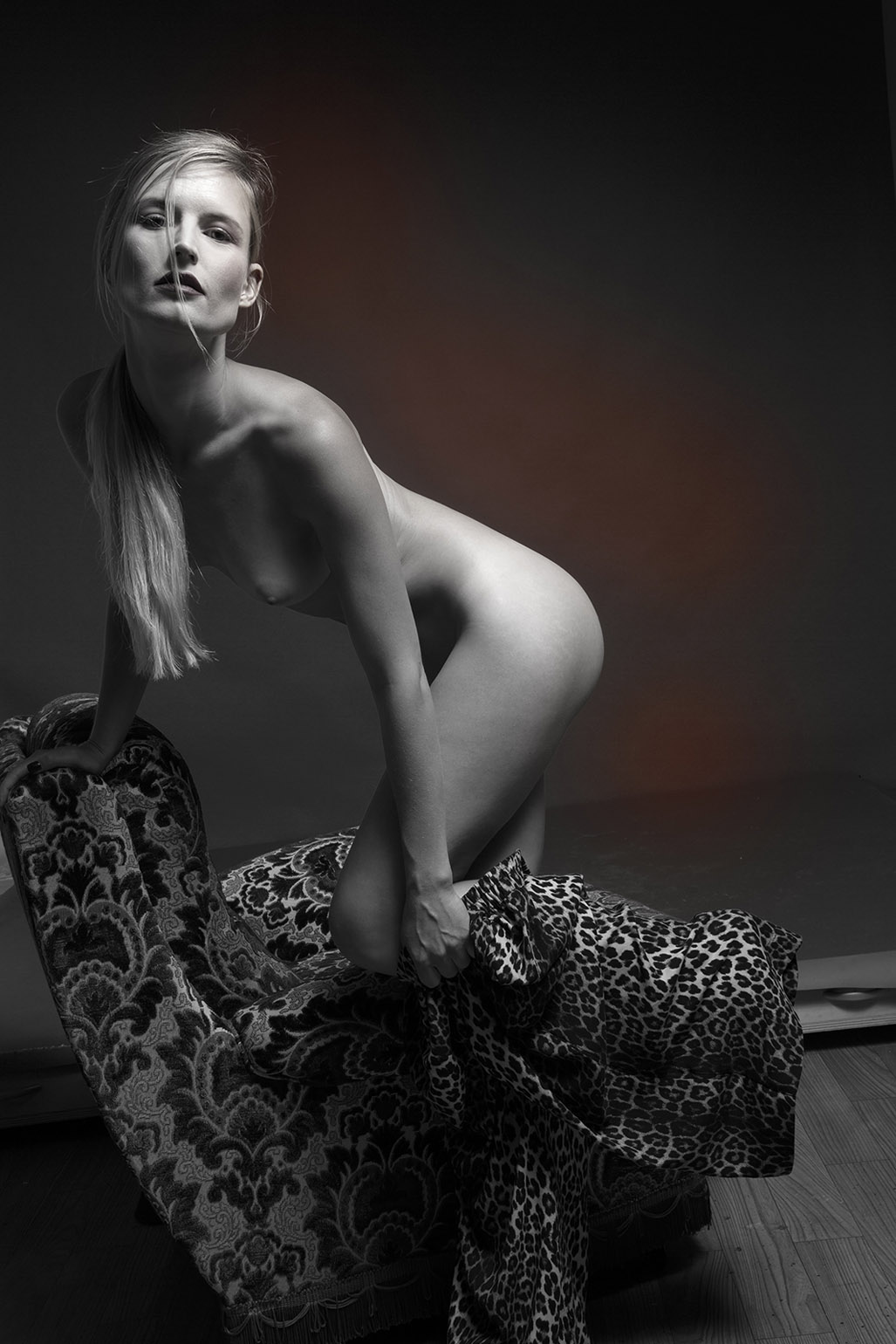 Cynthia Cremer nude by Paolo Prisco
