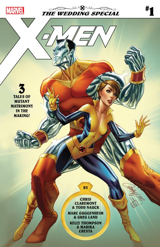 X-Men - The Wedding Special 001 (2018)