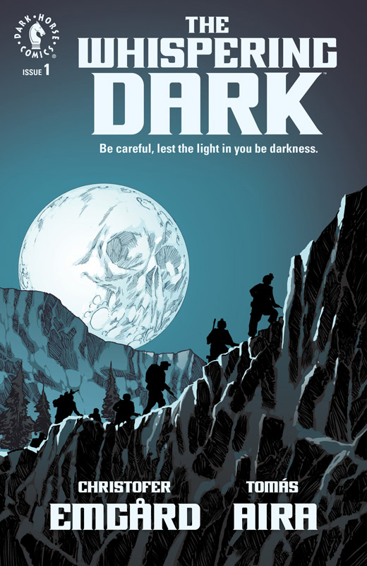 The Whispering Dark #1-4 (2018-2019)