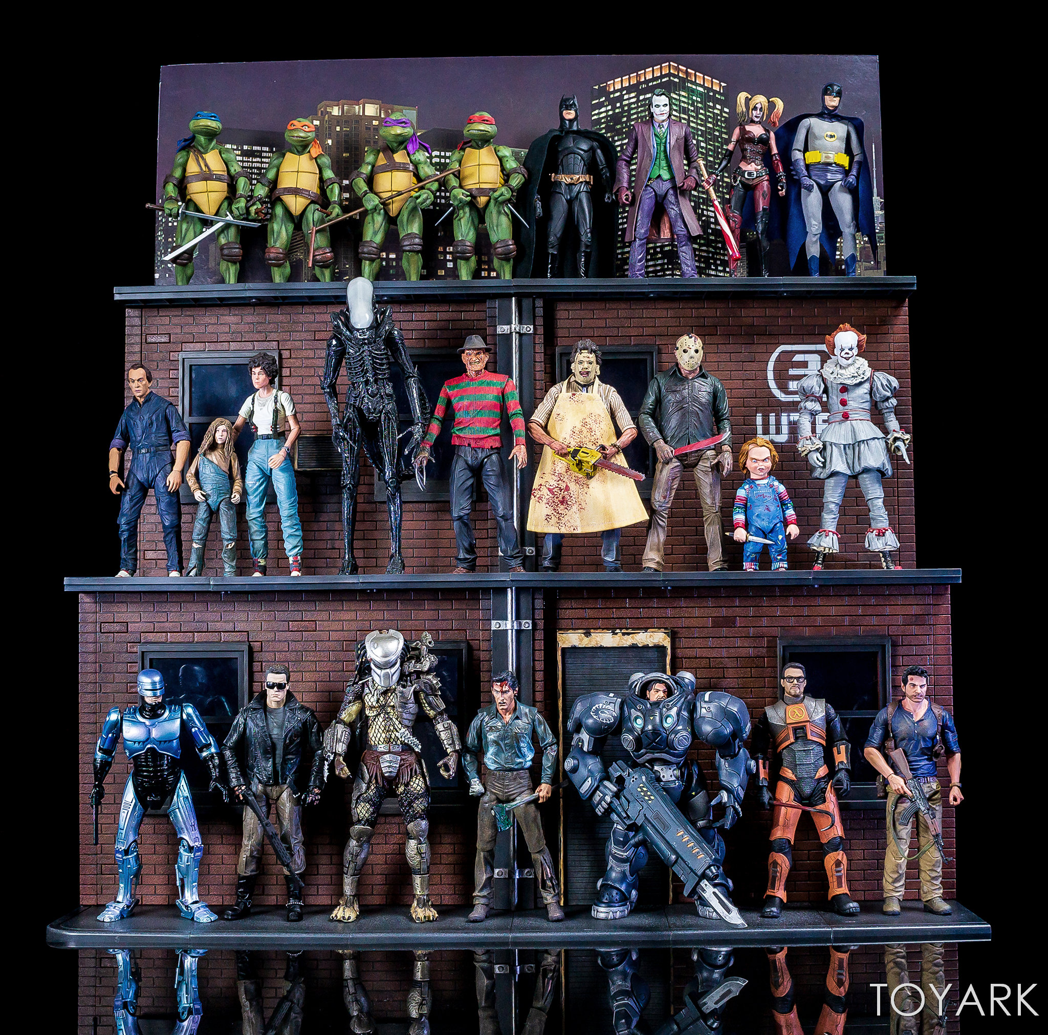 Teenage Mutant Ninja Turtles 1990 Exclusive Set (Neca) O85uLxrC_o