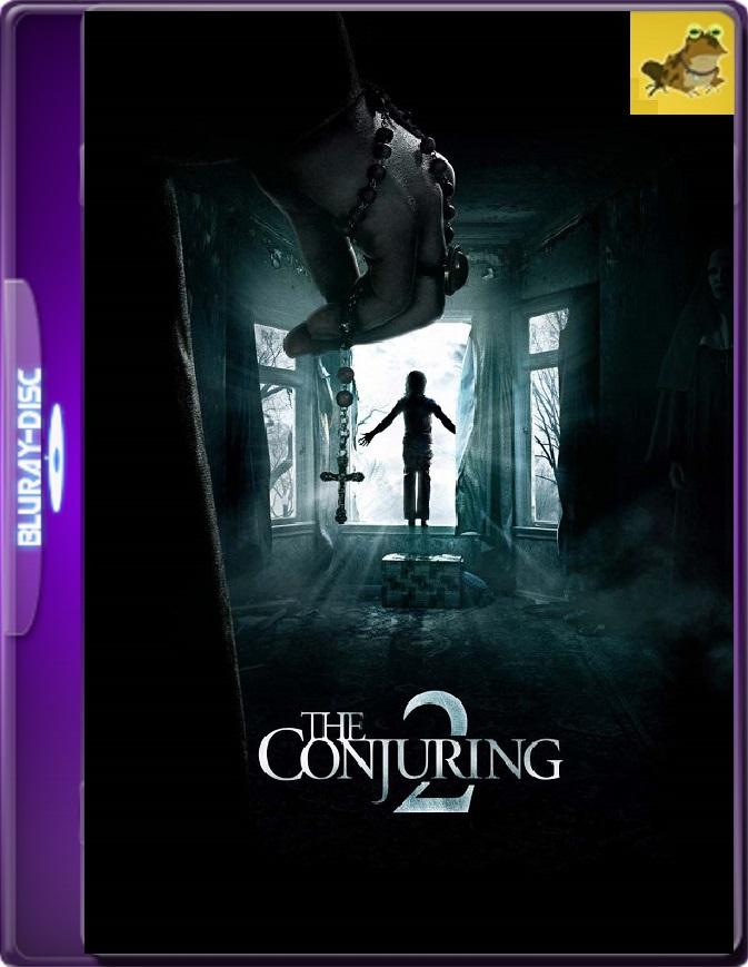 El Conjuro 2 (2016) Brrip 1080p (60 FPS) Latino / Inglés