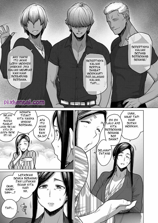 Komik Hentai Picking Up Married Women At The NTR Hot Springs Manga XXX Porn Doujin Sex Bokep 05