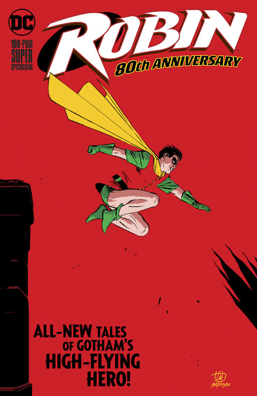 Robin 80th Anniversary 100-Page Super Spectacular 001 (2020)