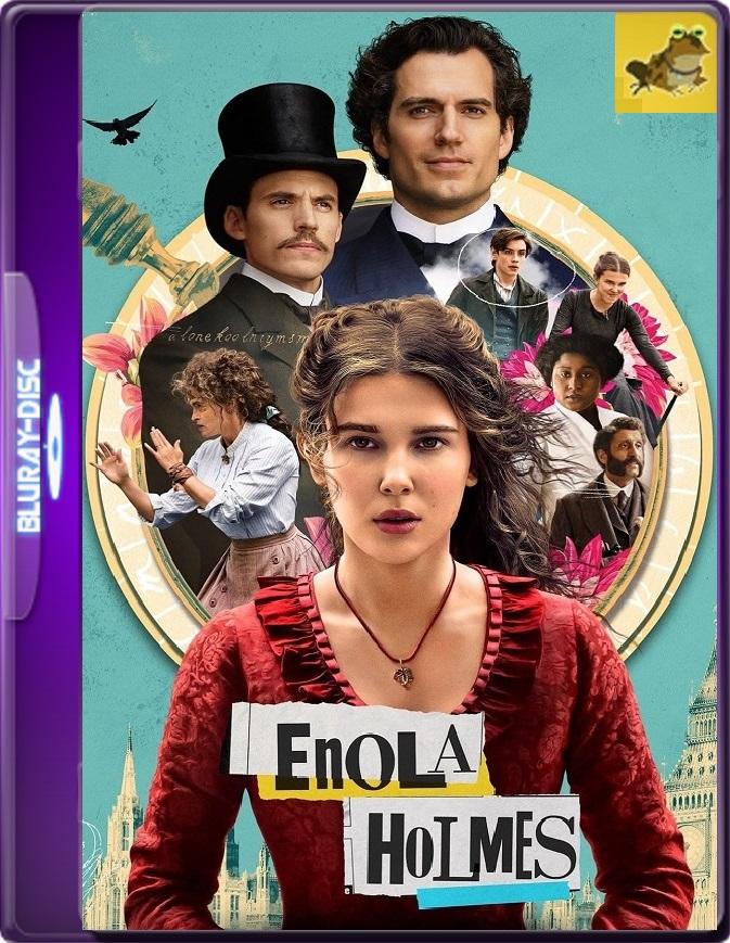 Enola Holmes (2020) WEB-DL 1080p (60 FPS) Latino / Inglés