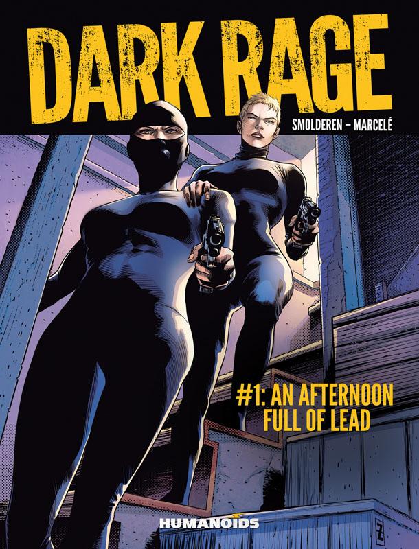 Dark Rage 01-03 (2019)