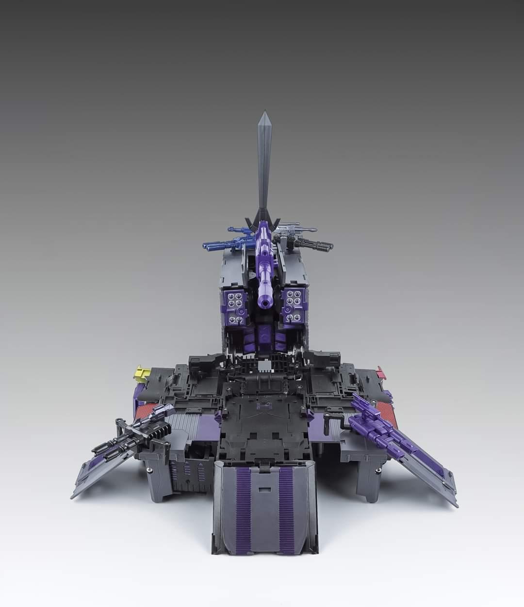 [X-Transbots] Produit Tiers - Jouets Berserkars forme Monolith (MX-XIII à MX-VII) - aka Stunticons forme Menasor/Menaseur - Page 7 7BhbRyL7_o