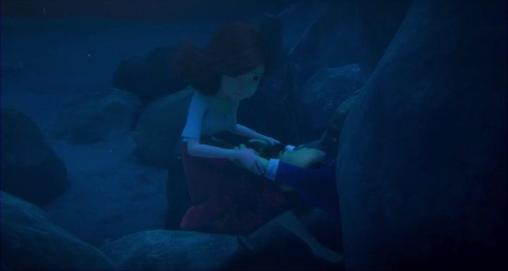 Red Shoes and the Seven Dwarfs 2020 HDRip XviD-EVO