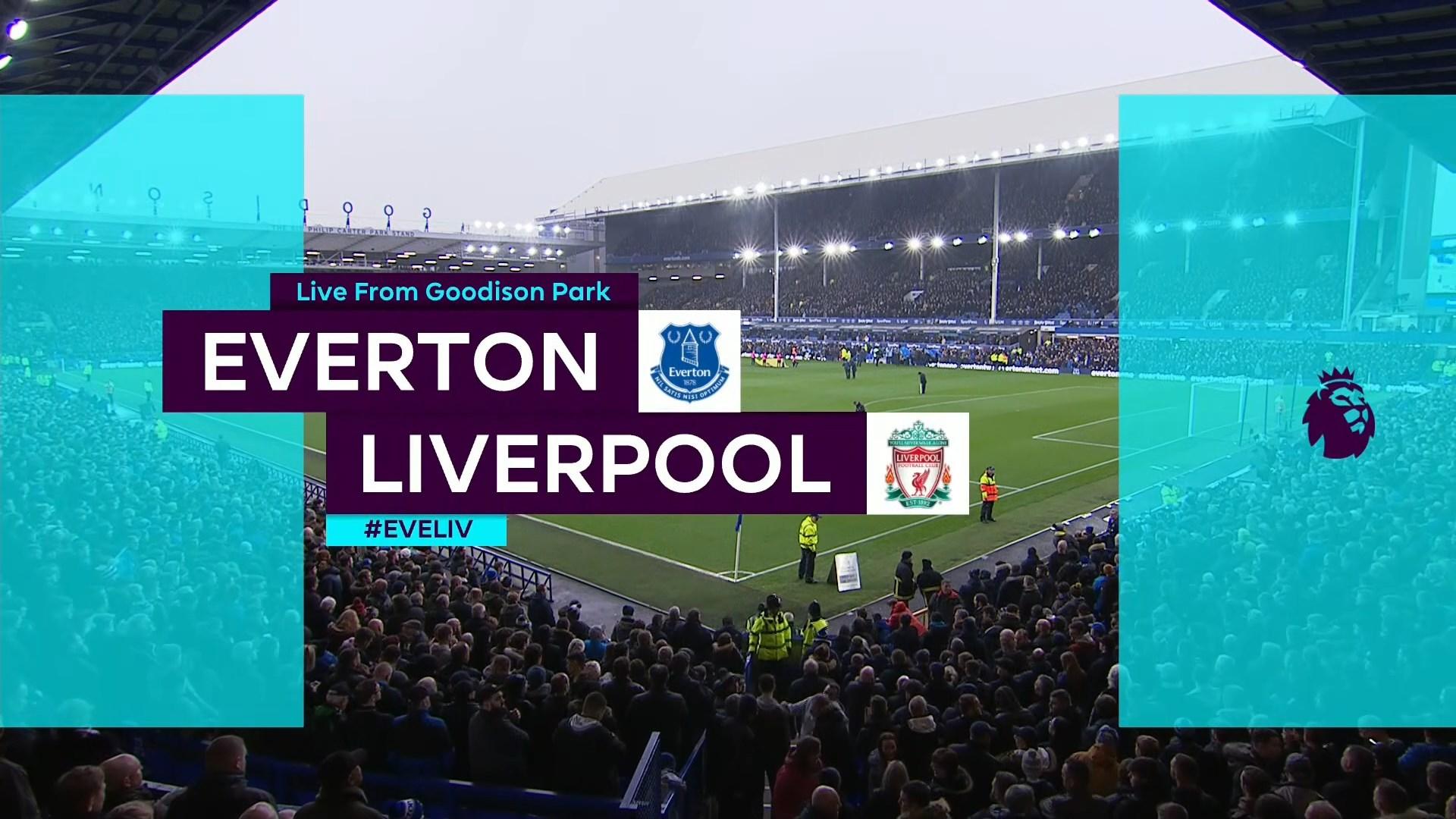 Xem lại: Everton vs Liverpool
