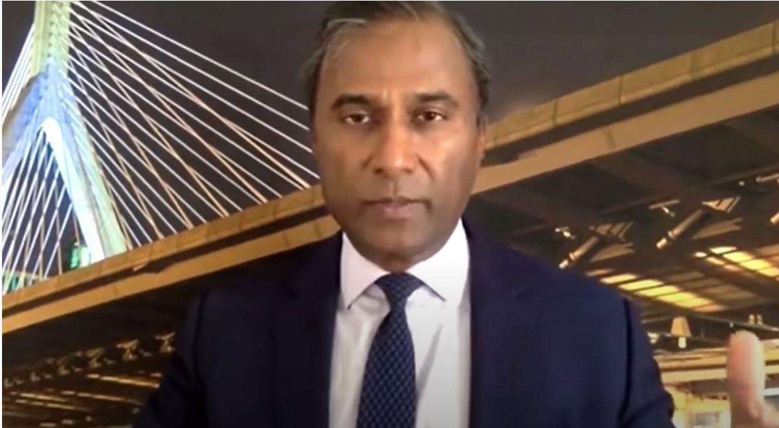 Naukowiec Dr Shiva Ayyadurai MIT - cz. 2