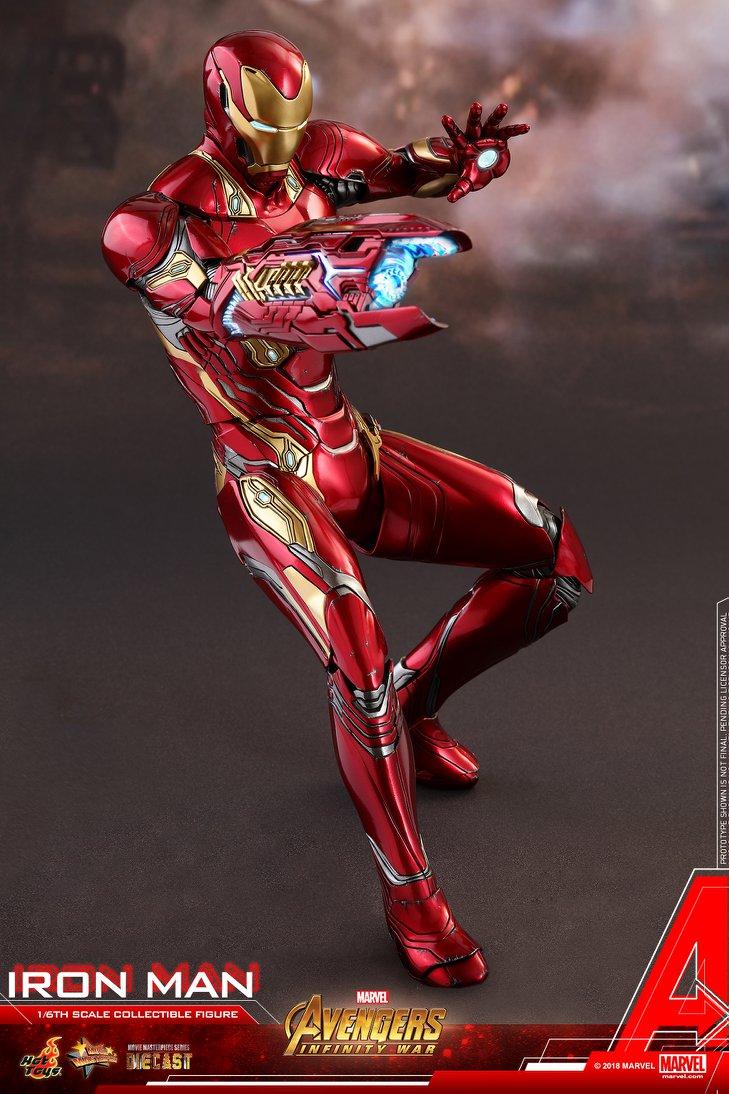 Avengers - Infinity Wars - Iron Man Mark L (50) 1/6 (Hot Toys) IygByMz9_o
