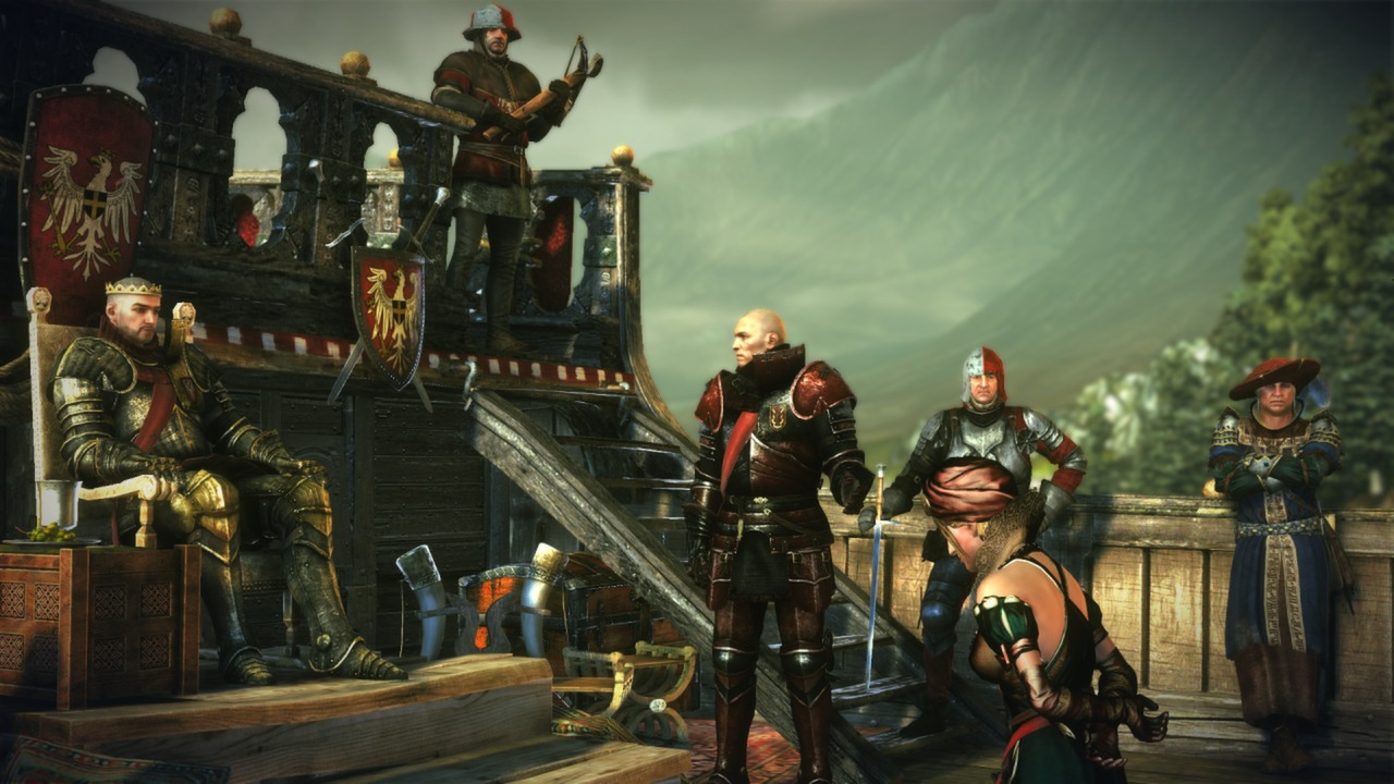 The Witcher 2: Assassins of Kings Enhanced Edition Captura 3