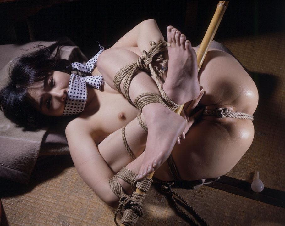 Asian bondage bukkake-5181
