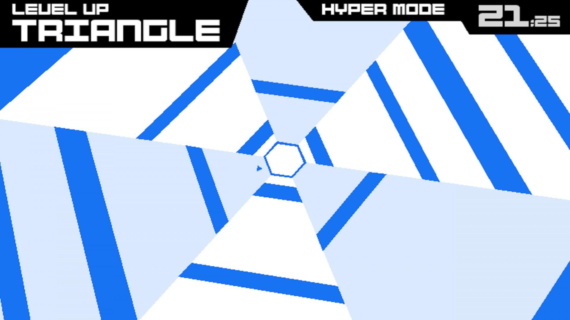 Super Hexagon Captura 1